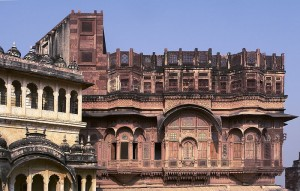 Rajasthan_Fort_India