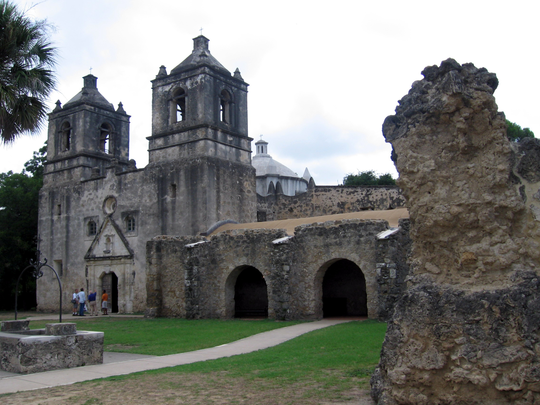 New World Cultural Heritage Approval San Antonio