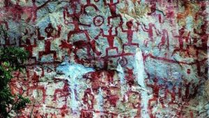 Zuojiang Huashan Rock Art Cultural Landscape: Part of Ningming Huashan Rock Art