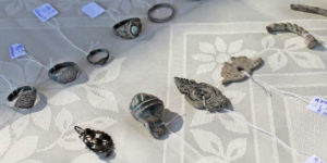 900-Year-Old Collection of Women's Jewelry