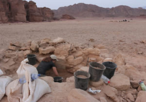 Pregnant Egyptian Woman's Remains Discovered in King Solomon's Mines
