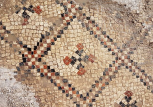 Stunning 1500-year-old mosaic discovered in Israeli Port City