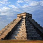 Kukulcan temple leads to a cenote - a natural water-filled cave - at the famed Chichen Itza ruins.