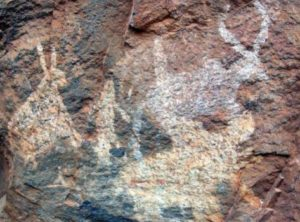 2500 years old paintings discovered on Indonesianisland